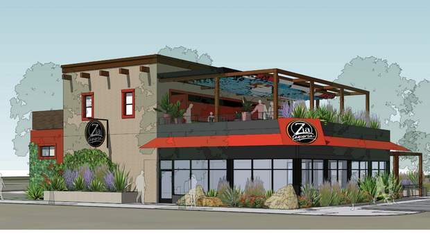 Zia Taqueria owner Tim Turner plans to build at a new location on north Main Avenue. The restaurant would move from its current location at 31st Street and Main Avenue into the new building.