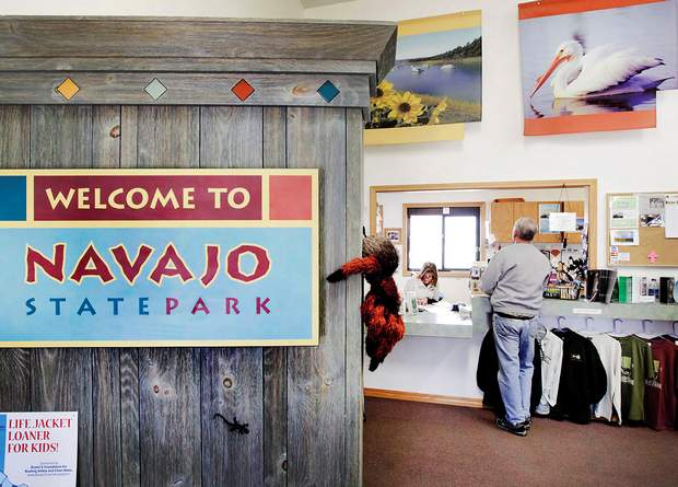 Navajo State Park will offer free programs this weekend to park goers.