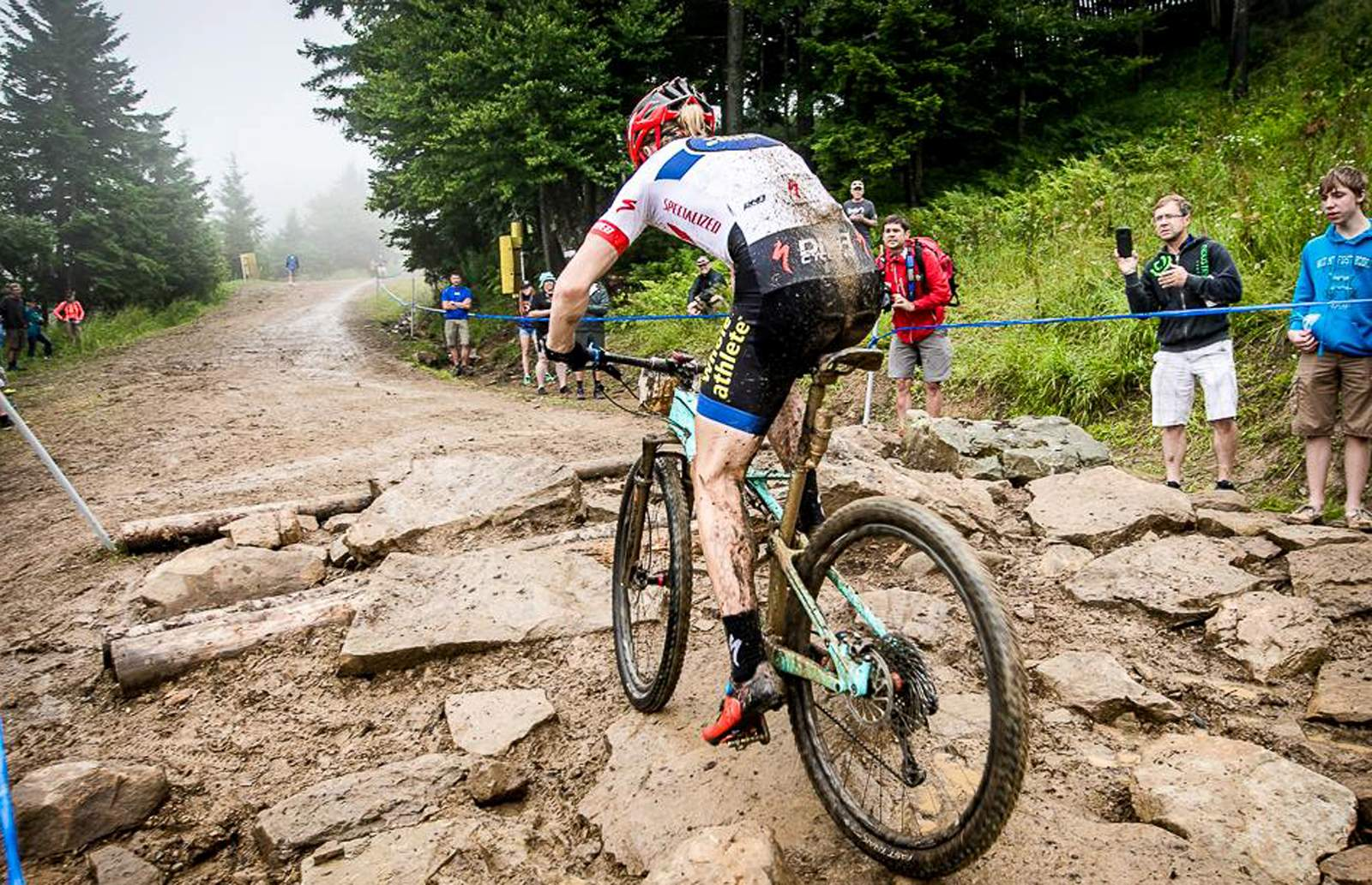 Durango Colorado Quinn Simmons wins junior cross country mountain bike title News 60x60 image