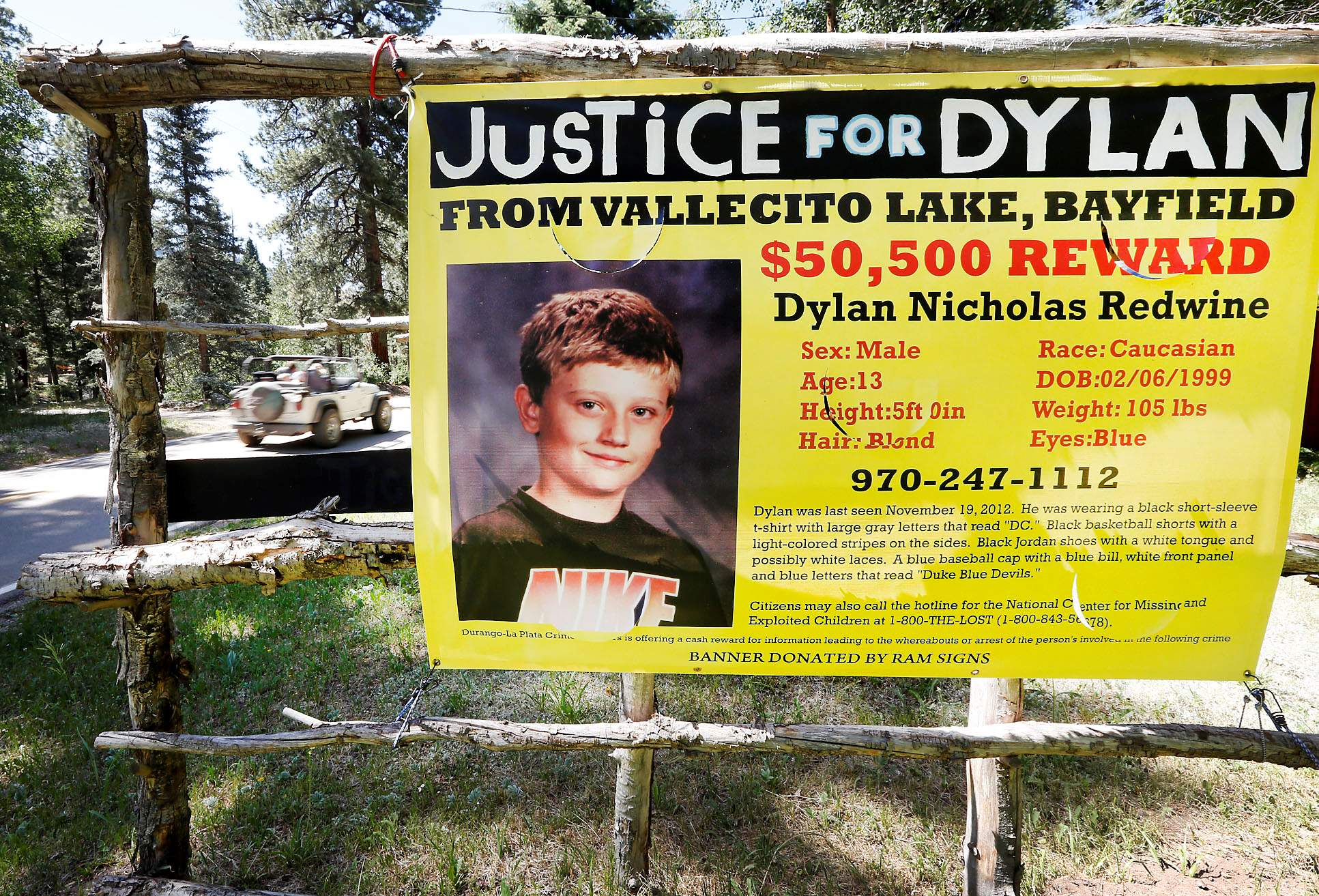 Durango Dylan Redwine's mother: 'It was such a senseless crime' Colorado 380x230