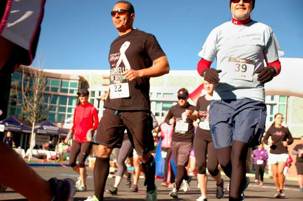 "The 23rd annual ""Journey of Hope"" 5-K family run/walk will be held Oct. 14 at Mercy Regional Medical Center, 1010 Three Springs Blvd."